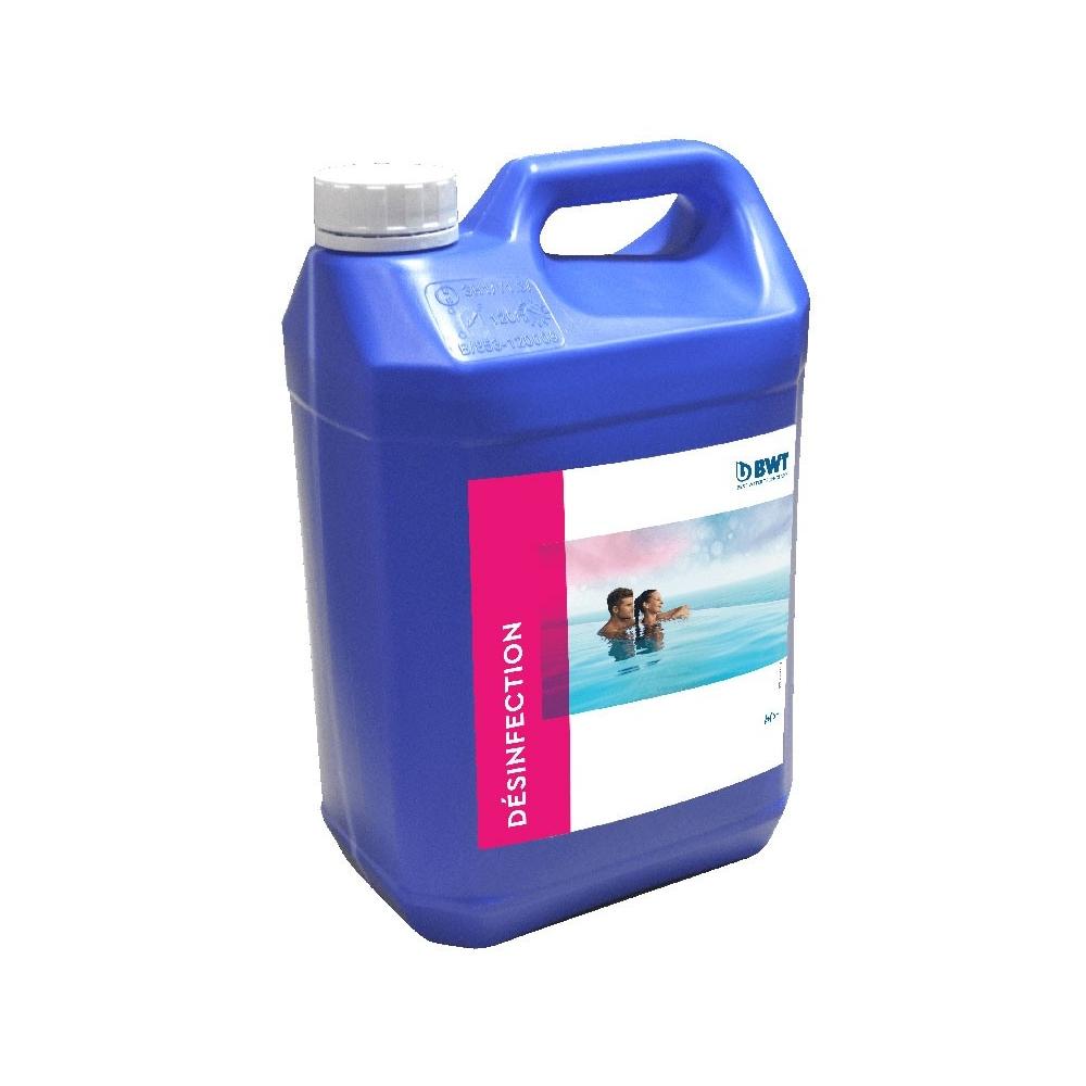 Algicide Et Désinfectant Aquatop tout Peroxyde D Hydrogène Piscine
