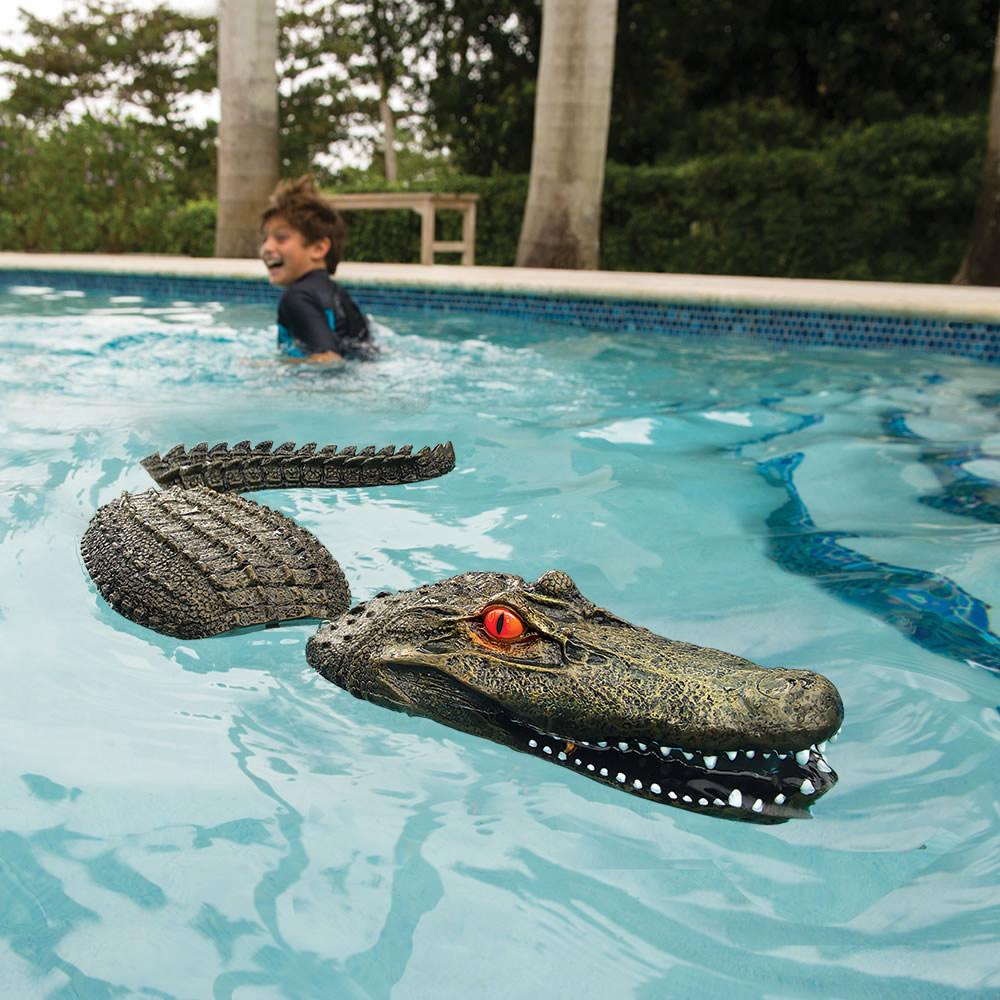 Alligator Gonflable Pour Piscine - Geek intérieur Animaux Gonflable Pour Piscine