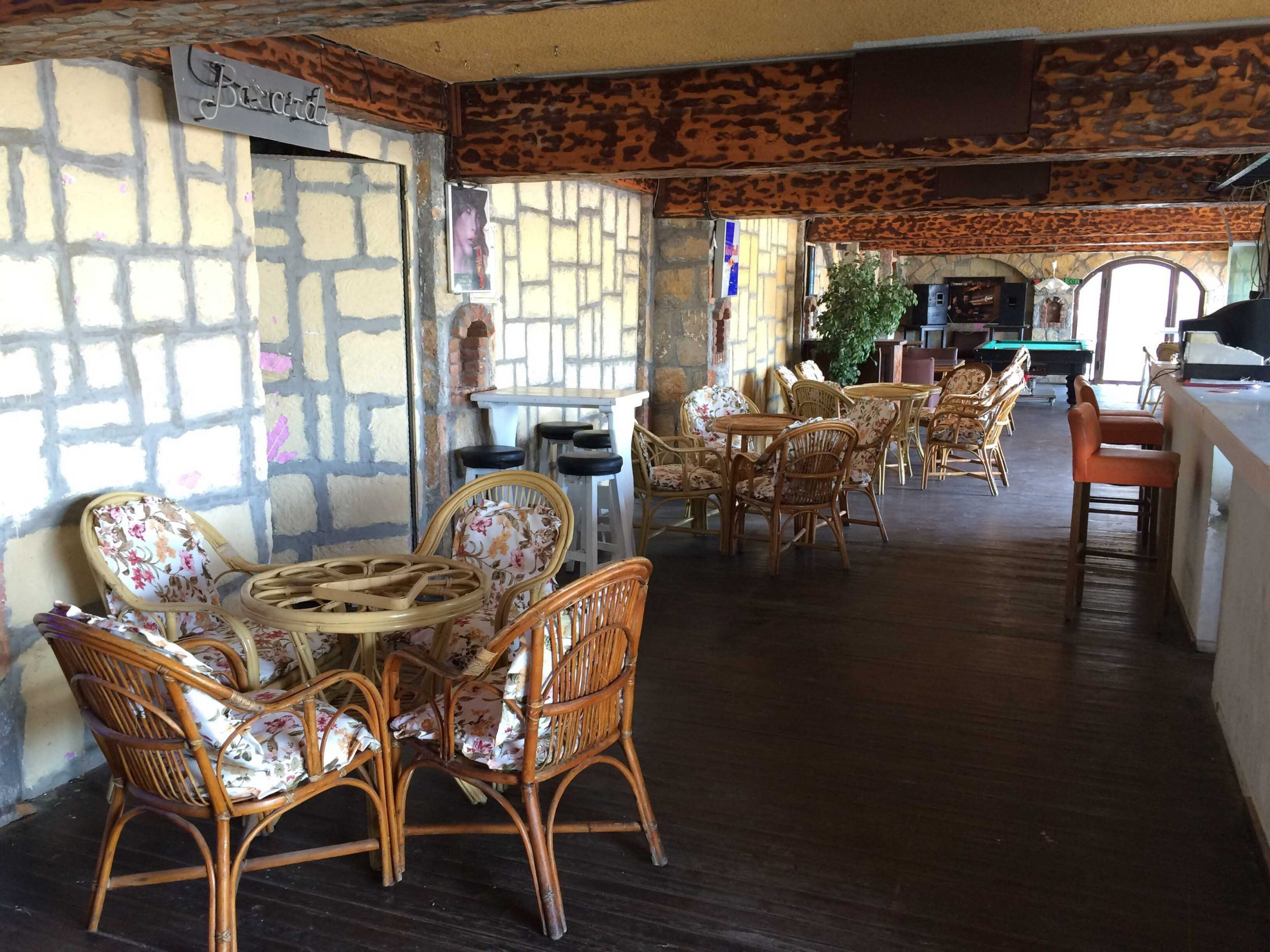 Aloha Bar, Gümbet, Bodrum pour Aloha Piscine