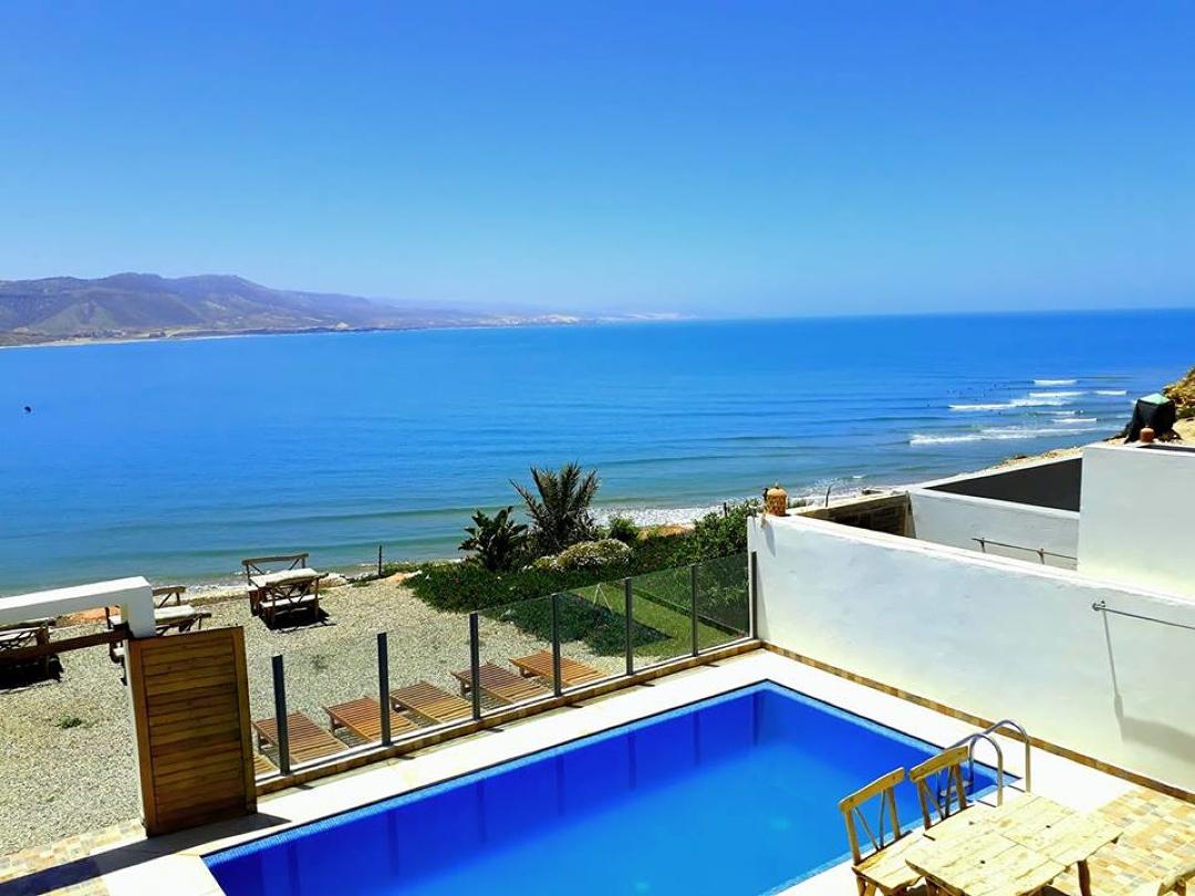 Aloha Surf House - Imsouane, Agadir, Morocco destiné Aloha Piscine