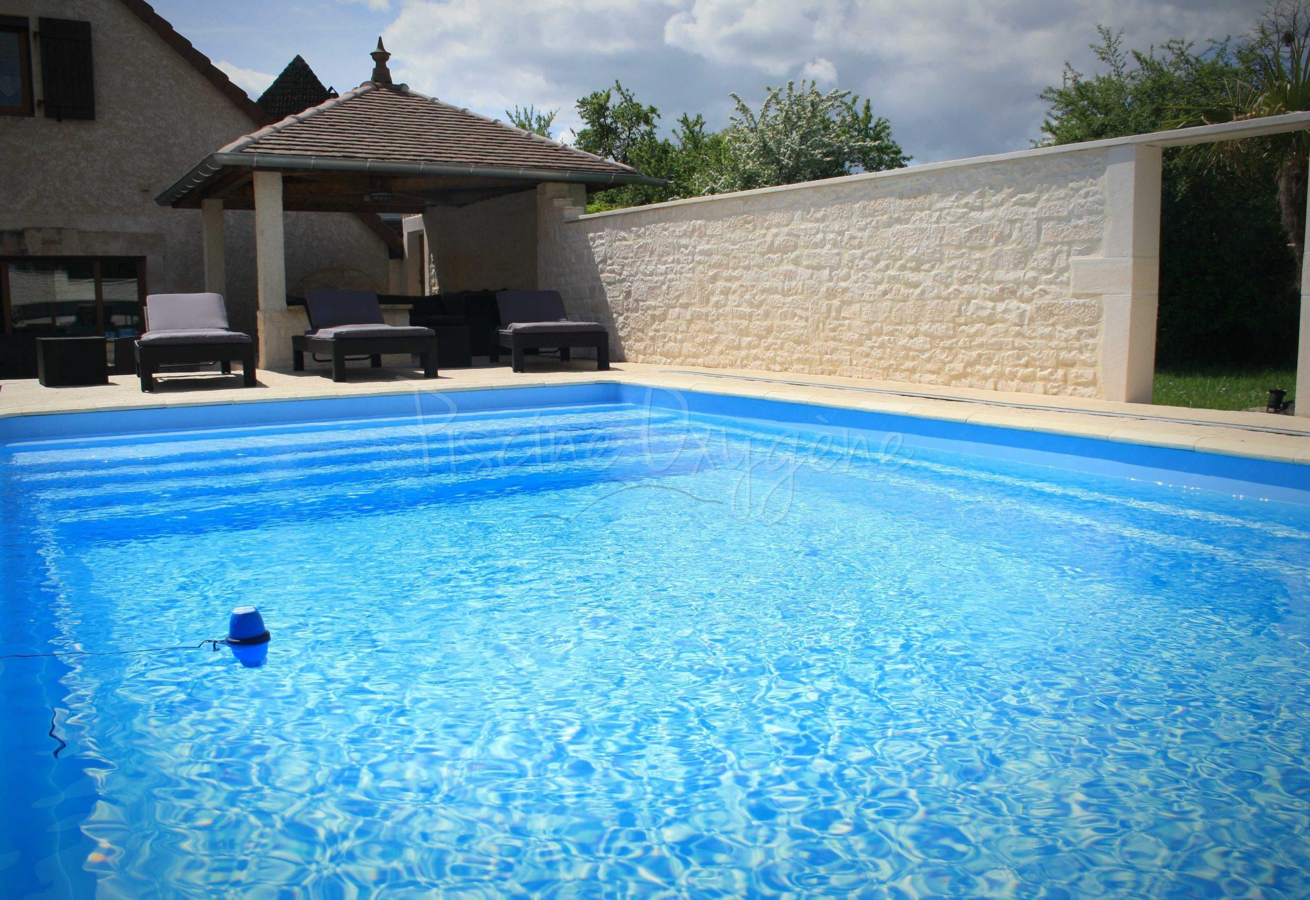 Analyse De L'eau Temps Réel Avec Le Blue Connect + ... dedans Analyse Eau Piscine
