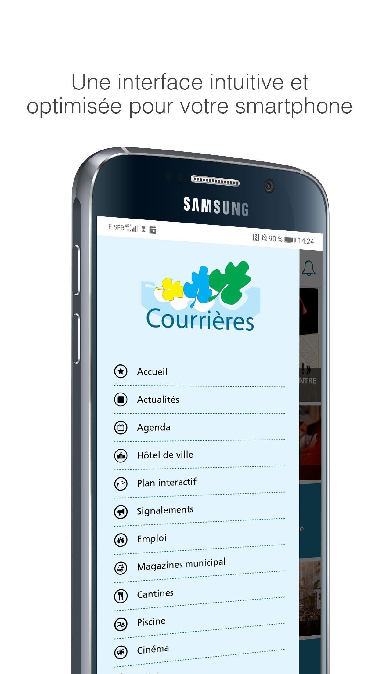 Android Için Courrières - Apk'yı İndir concernant Piscine De Courrieres