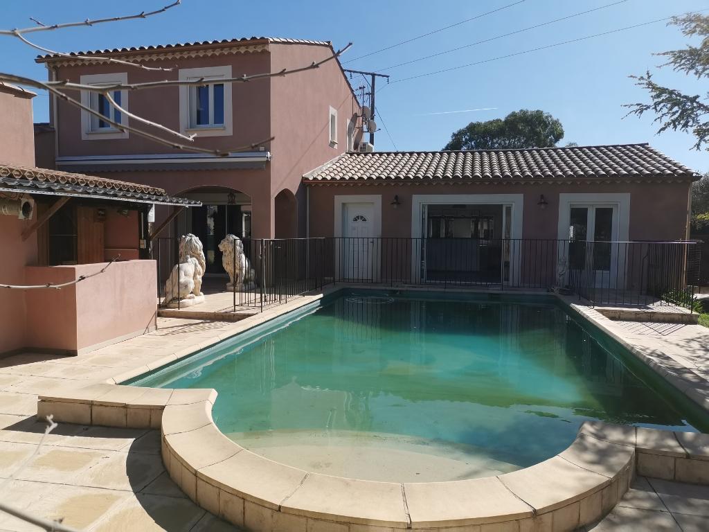 Annonce : Vente Maison Arpaillargues-Et-Aureillac (30700 ... concernant Piscine Basse Goulaine
