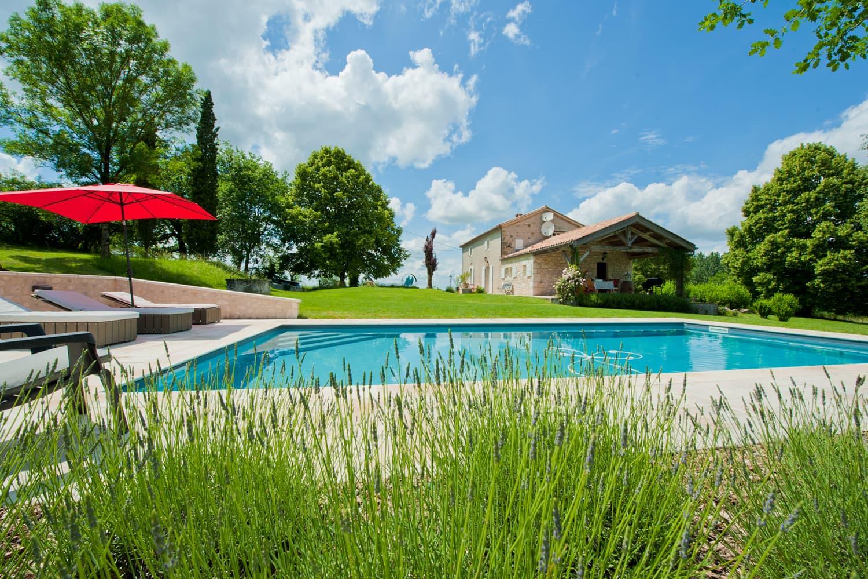 Annoncez Votre Maison De Vacances En France | Pure France tout Location Maison Avec Piscine France