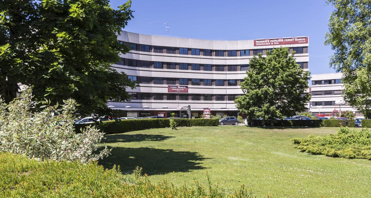 Apart Otel Odalys City Ferney Genève (Fransa Ferney-Voltaire ... pour Piscine Ferney Voltaire