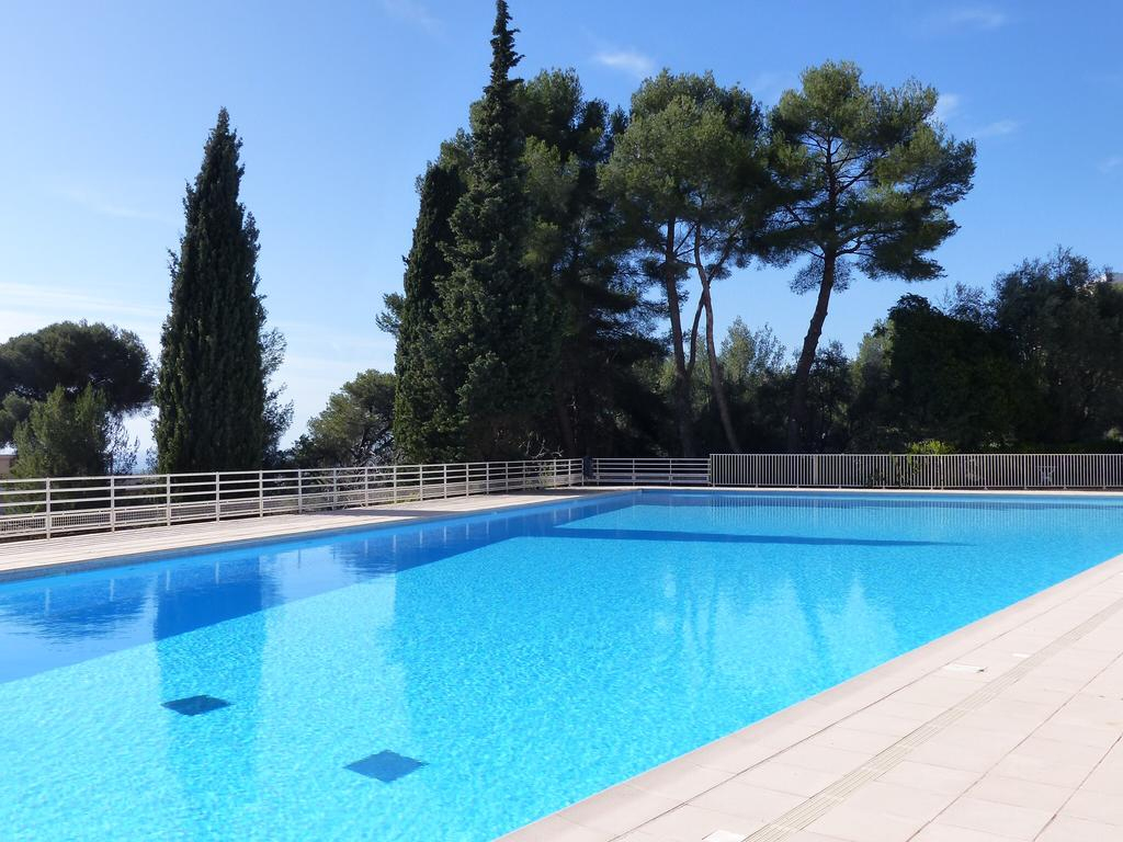 Apartment Abbaye De Roseland, Nice, France - Booking serapportantà Piscine Nice Nord