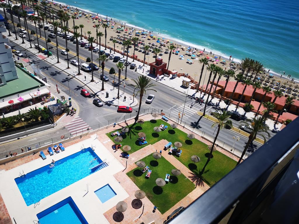 Apartment Aloha Playa 1217, Benalmádena, Spain - Booking dedans Aloha Piscine