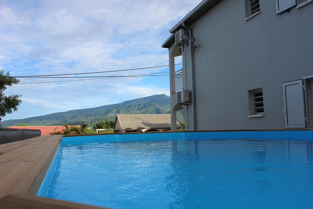 Apartment Aloha Reunion, Saint-Pierre, Reunion - Booking dedans Aloha Piscine