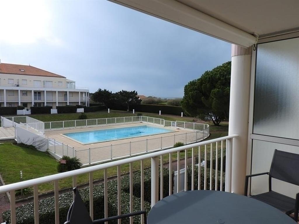 Apartment Av Genets - T2 Dans Residence Avec Piscine -, La ... tout Piscine Challans