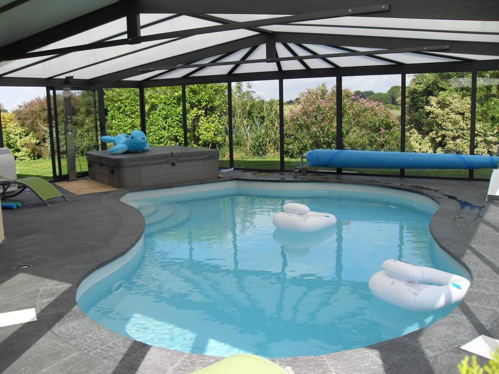 Apartment Bretagne,maison Avec Piscine Et Spa, Kersaint ... destiné Piscine Morlaix