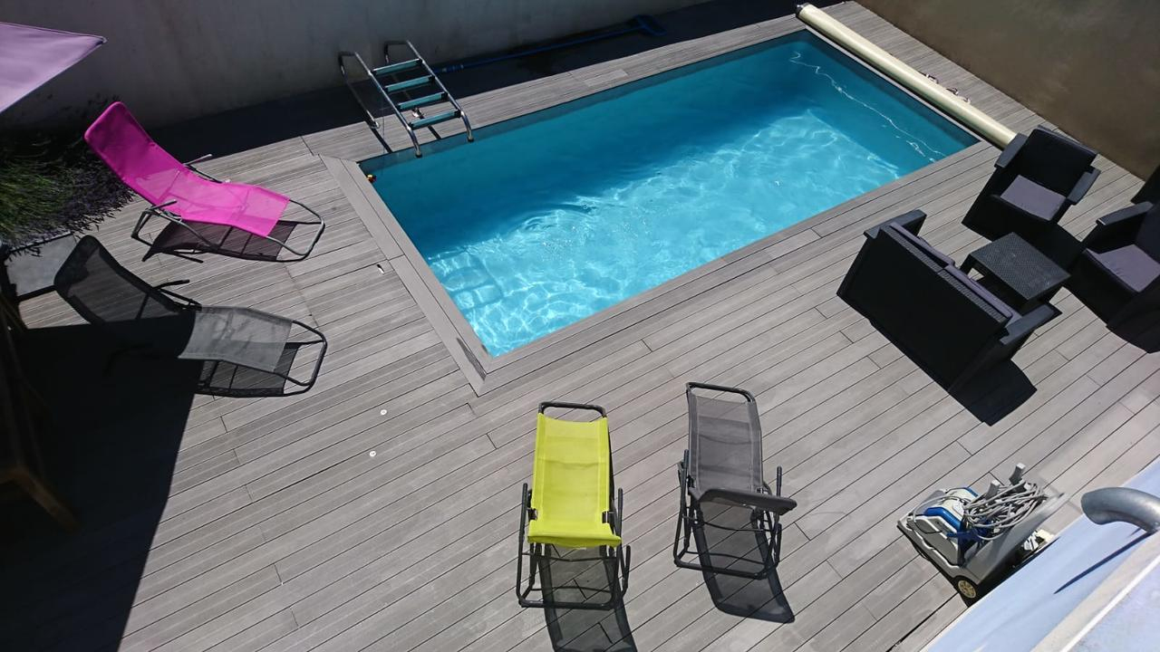 Apartment La Fregate - Piscine Privative, Châtelaillon-Plage ... tout Piscine Chatelaillon