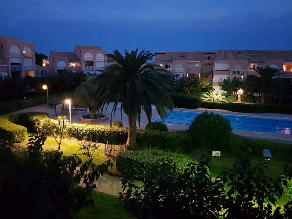 Apartment Le Sunshine Palavas - Parking, Piscine, Plage 300M ... dedans Piscine Palavas