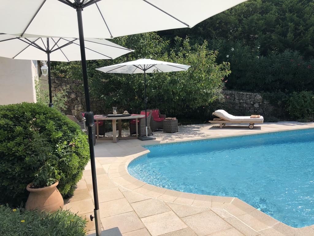 Apartment Studio Luxueux,piscine Dans Quartier Calme De ... à Piscine Grasse