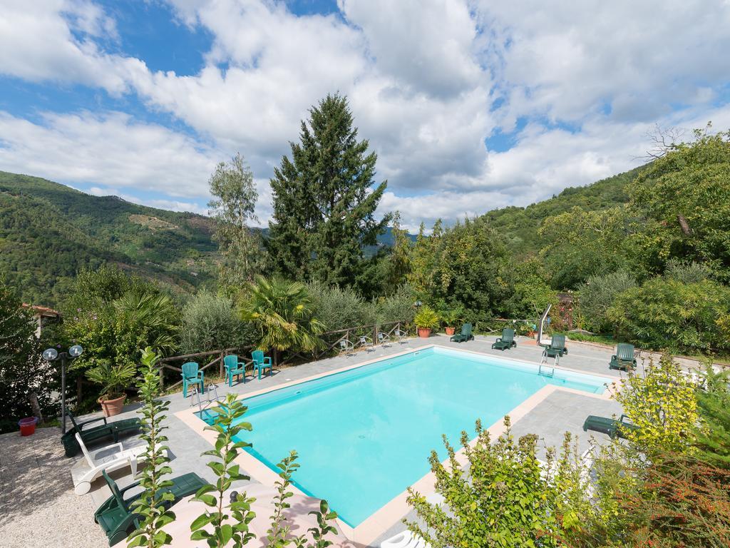 Appartamenti In Agriturismo Near Pistoia In Toscana, Pescia tout Piscine Chambray Les Tours