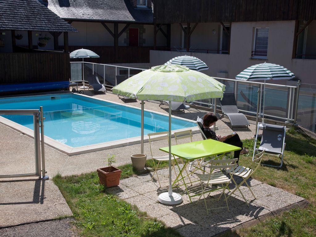 Appartement Abordable 30M2 + Kitchenette ! Piscine + Wi-Fi -  Rochefort-En-Terre encequiconcerne Piscine De Questembert