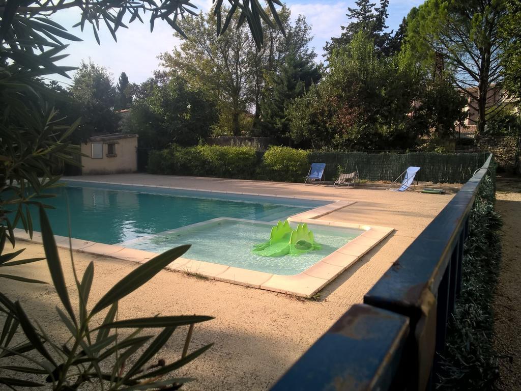 Appartement Appart Résidence La Fontaine, Décoré Avec Goût ... à Piscine Saint Paul Trois Chateaux