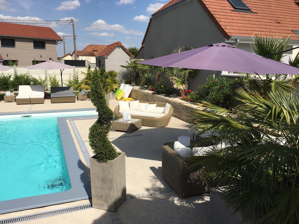 Appartement Avec Piscine De La Croix, Villechétif, France ... avec Hotel Avec Piscine Ile De France