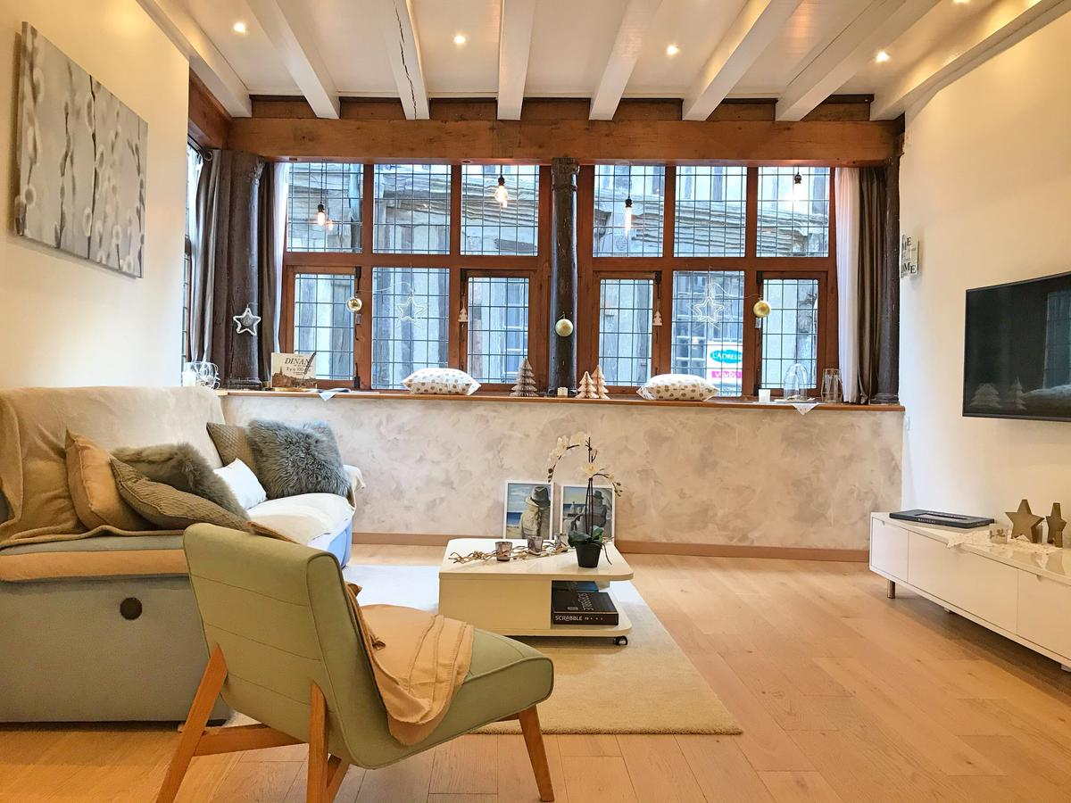 Appartement De Charme Classé 4 (Fransa Dinan) - Booking tout Piscine Jugon Les Lacs