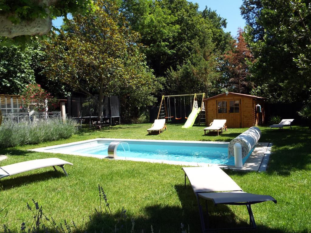 Appartement Du Moulin De Tartay (Fransa Avignon) - Booking tout Piscine Montfavet