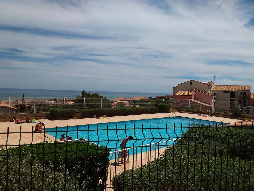 Appartement Terrasses De La Méditerranée, Appartement Fleury ... tout Piscine Fleury D Aude