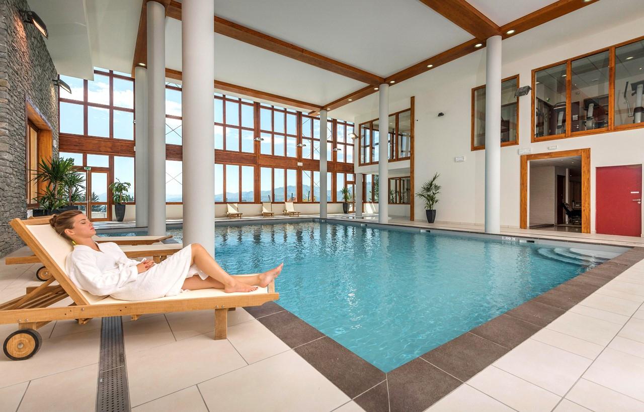Appart'hôtel Prestige Odalys Eden avec Location Avec Piscine Couverte