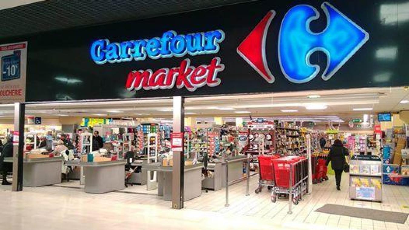 Après Auchan, Le Premier Carrefour Market Ouvre Ses Portes À ... à Couche Piscine Carrefour