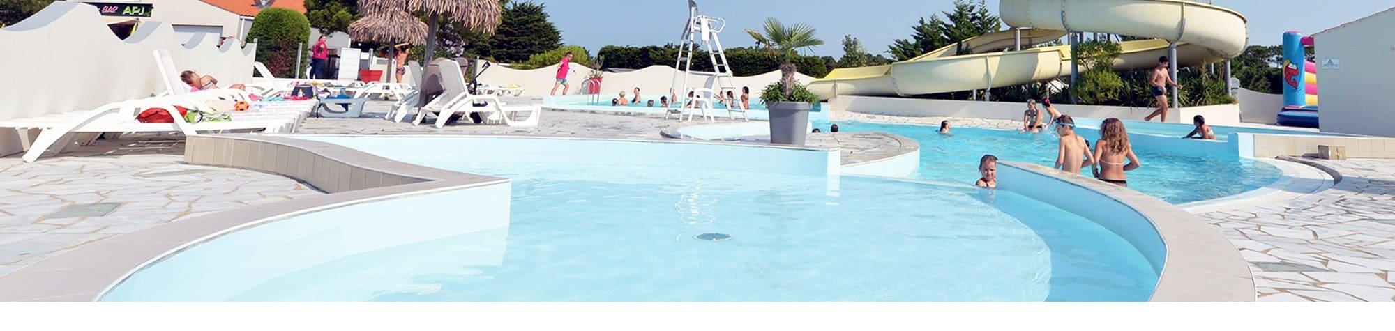 Camping noirmoutier avec piscine - Camping saint jean de luz avec piscine ...