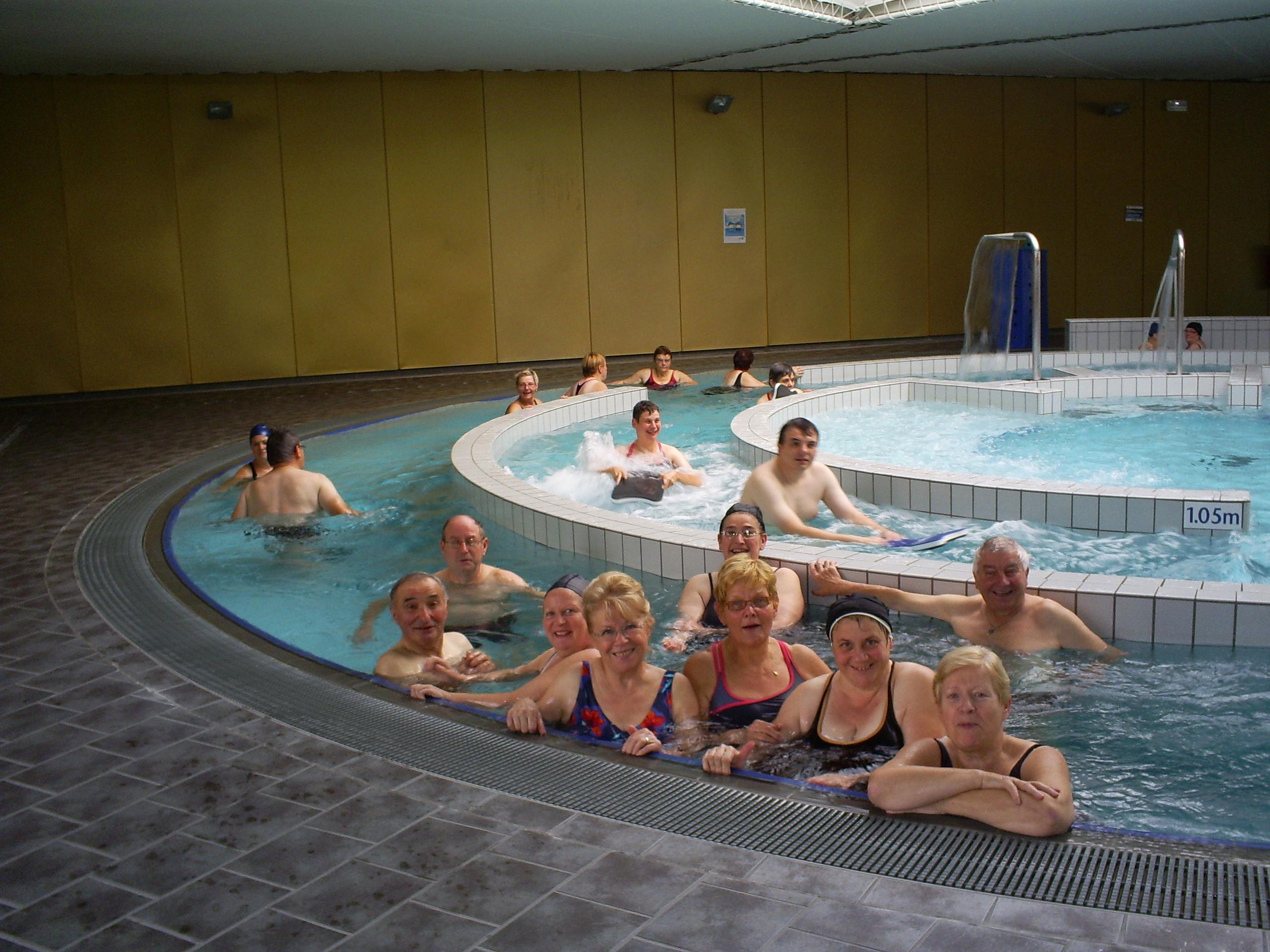Aqua-Gym | Les Tamalous tout Piscine De Bethune