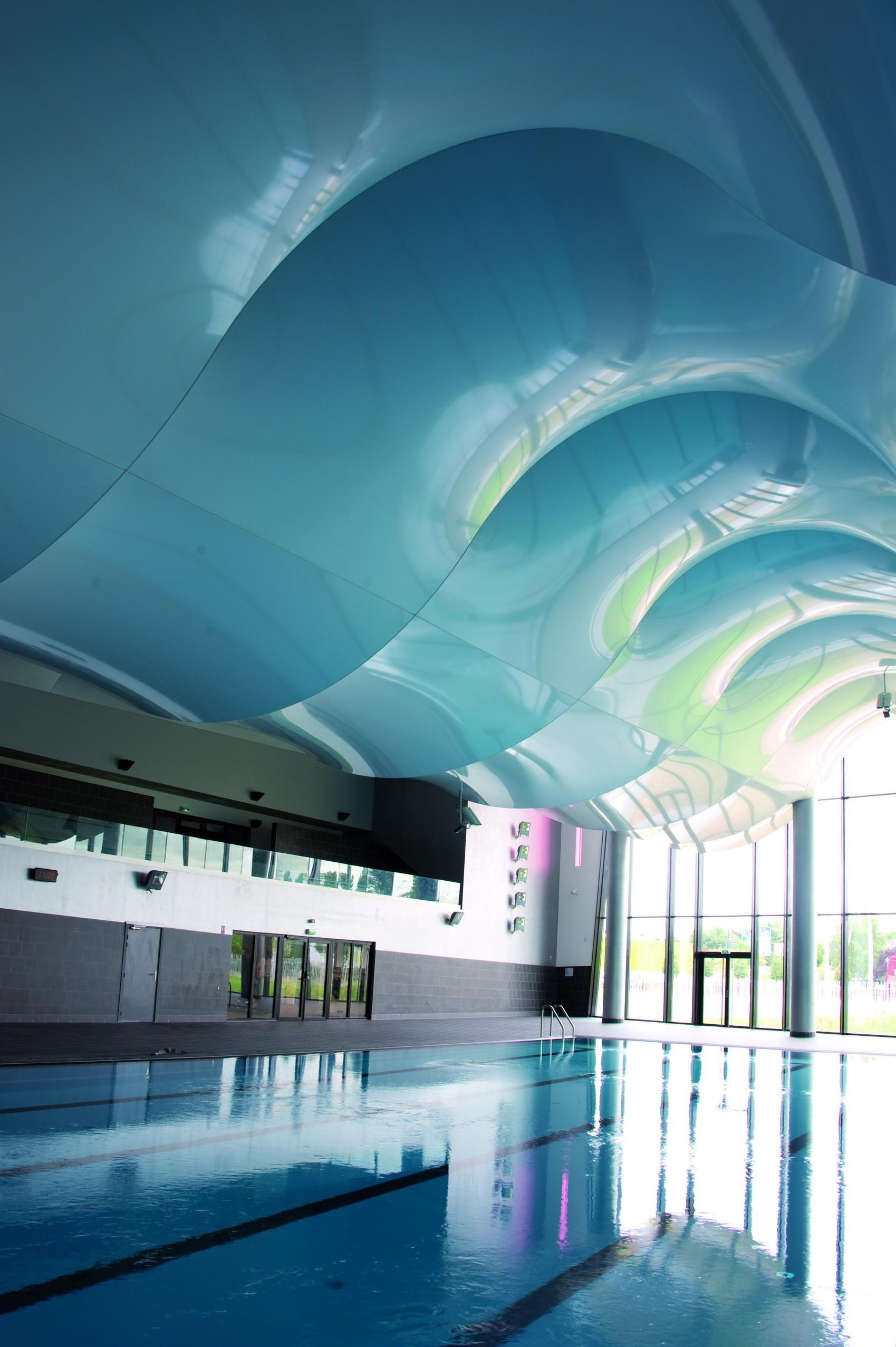 Aqua Leisure Center In Val De Scarpe | Sarea Alain Sarfati ... avec Piscine Arras Aquarena