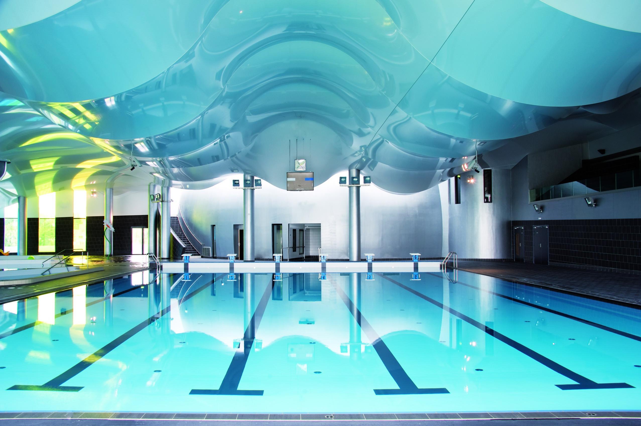 Aqua Leisure Center In Val De Scarpe | Sarea Alain Sarfati ... tout Piscine Arras Aquarena