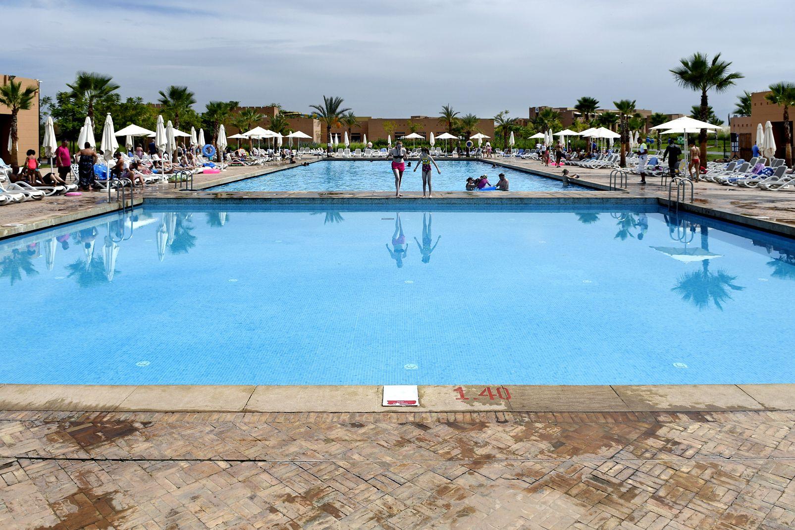 Aqua Mirage Marrakech 4* intérieur Horaire Piscine Hennebont