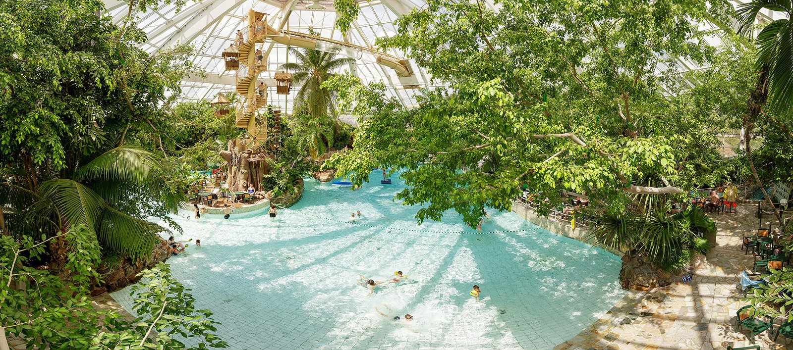 Aqua Mundo | Center Parcs tout Center Parc Piscine