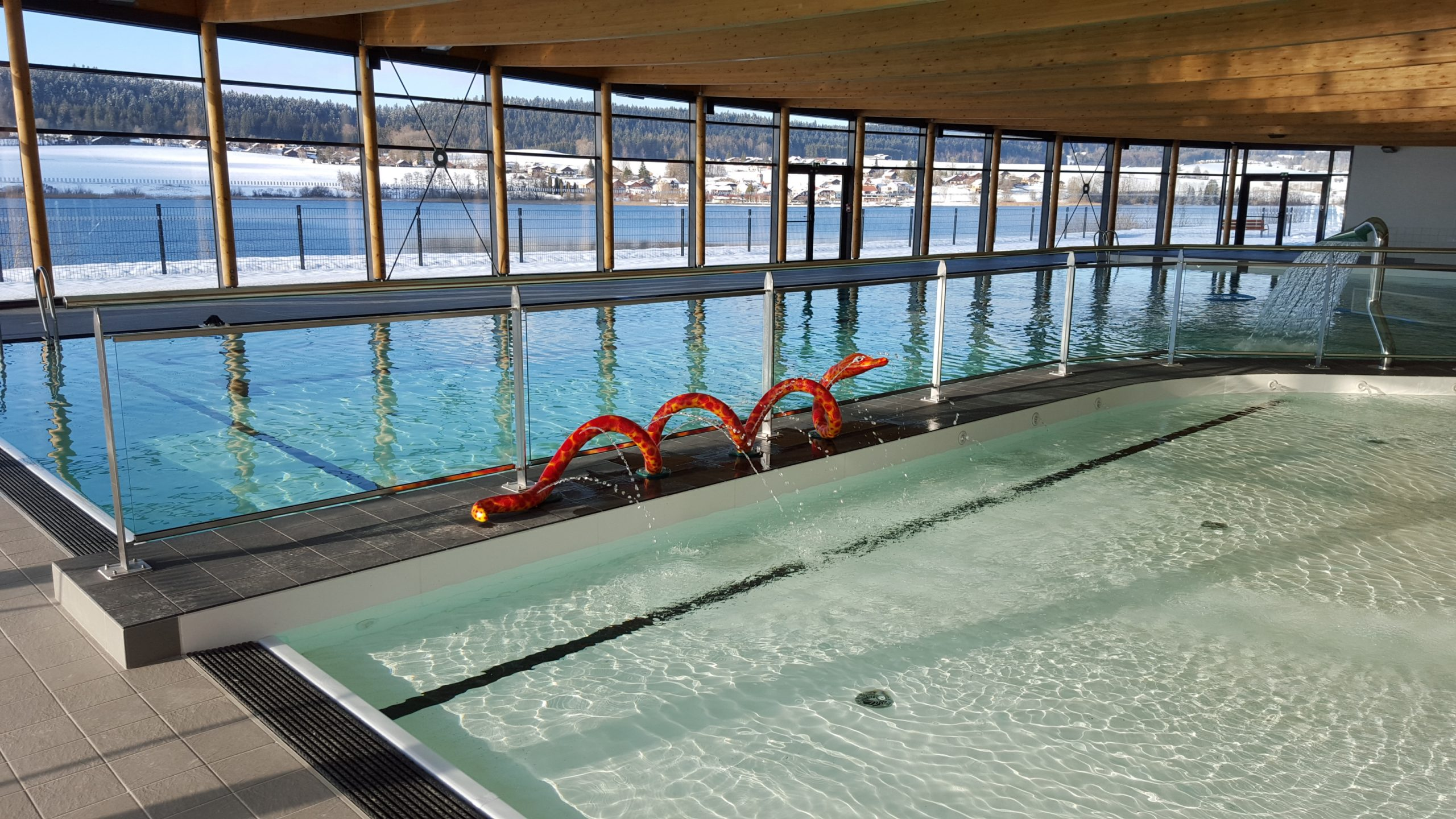 Aqua2Lacs - Complexe Aquatique - Office De Tourisme De ... avec Piscine Malbuisson
