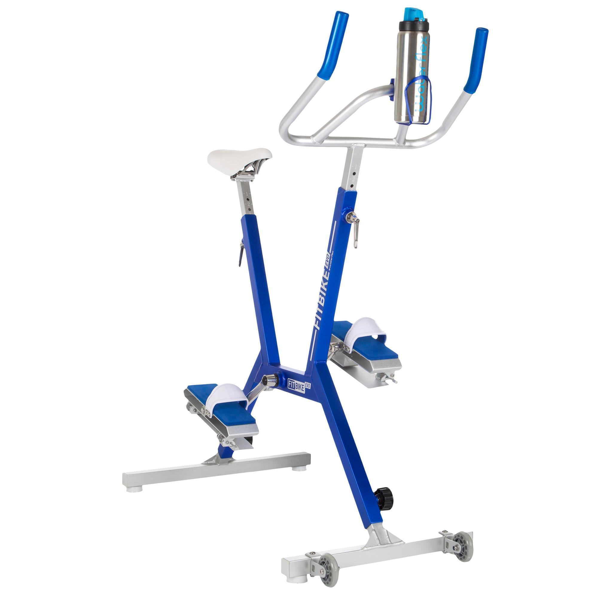 Aquabike Fit'bike Evo Pack Sport dedans Velo Piscine Decathlon