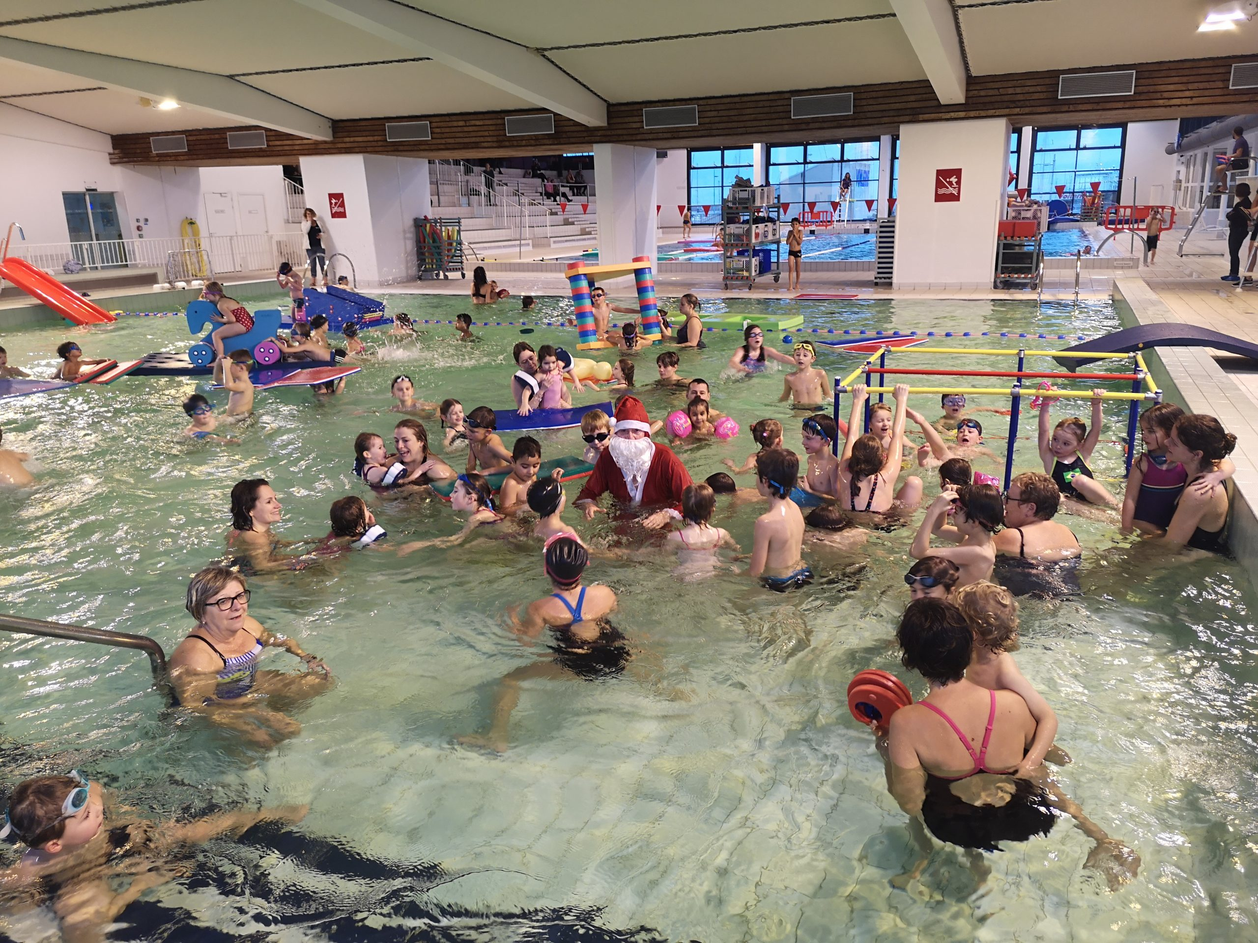 Aquagym, Aquafitness, Cours De Natation... Les Piscines De ... destiné Piscine Cherbourg