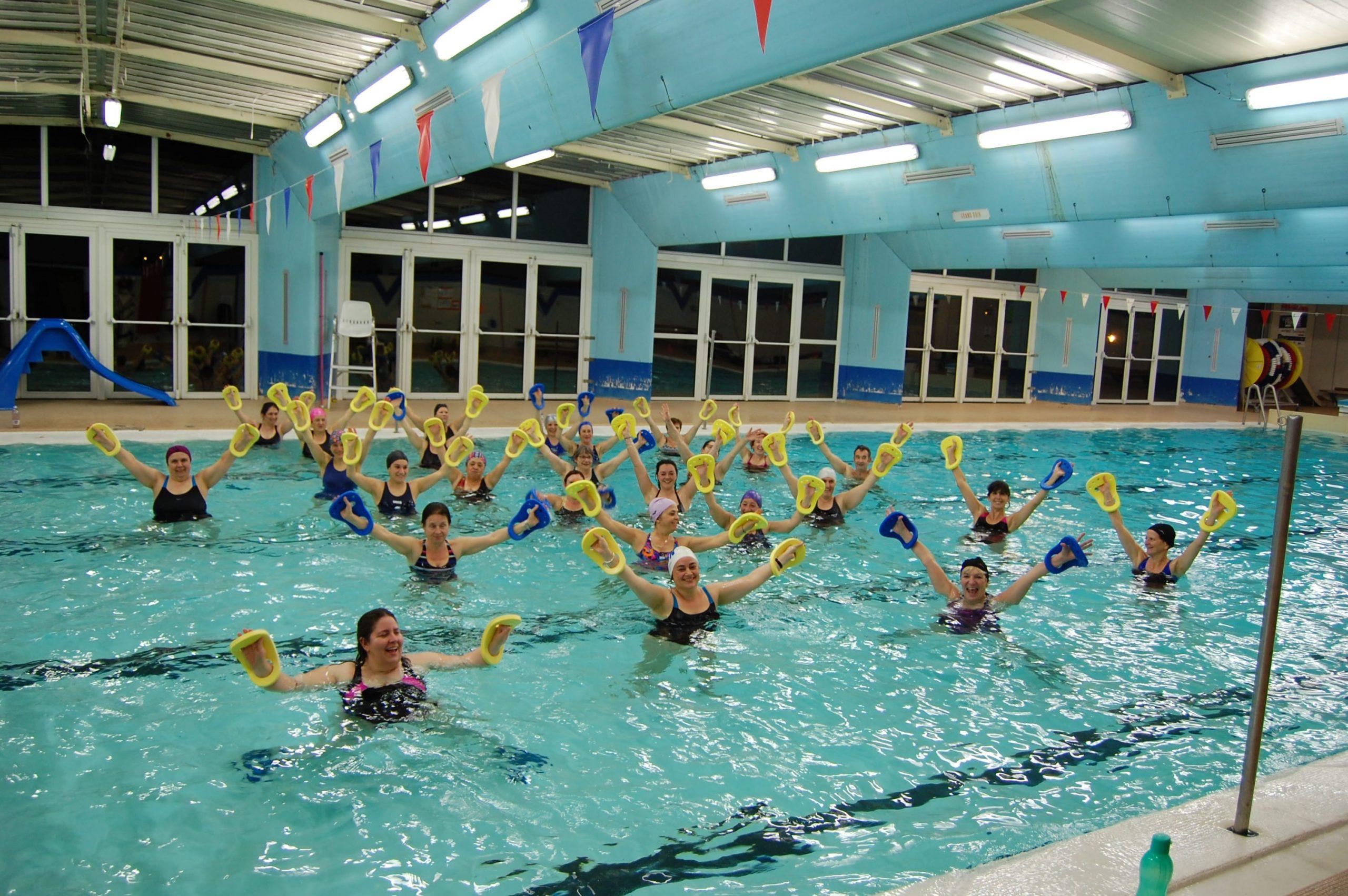 Aquagym - Castres Sports Nautiques intérieur Piscine Castres