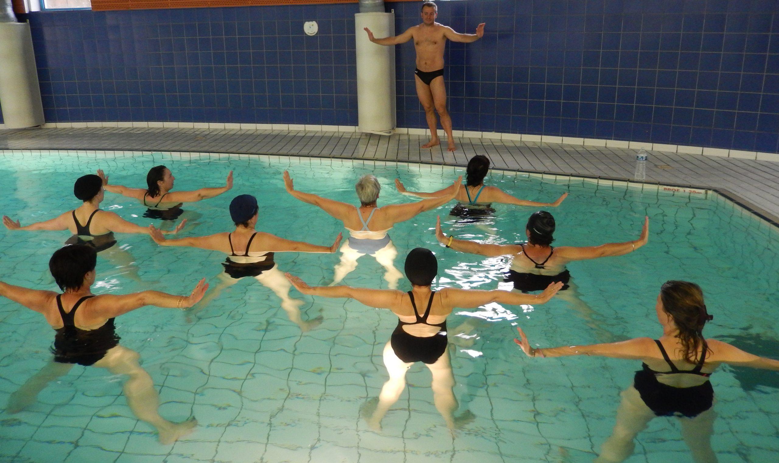 Aquagym | Mjc Boby Lapointe Jacou pour Horaire Piscine Jacou