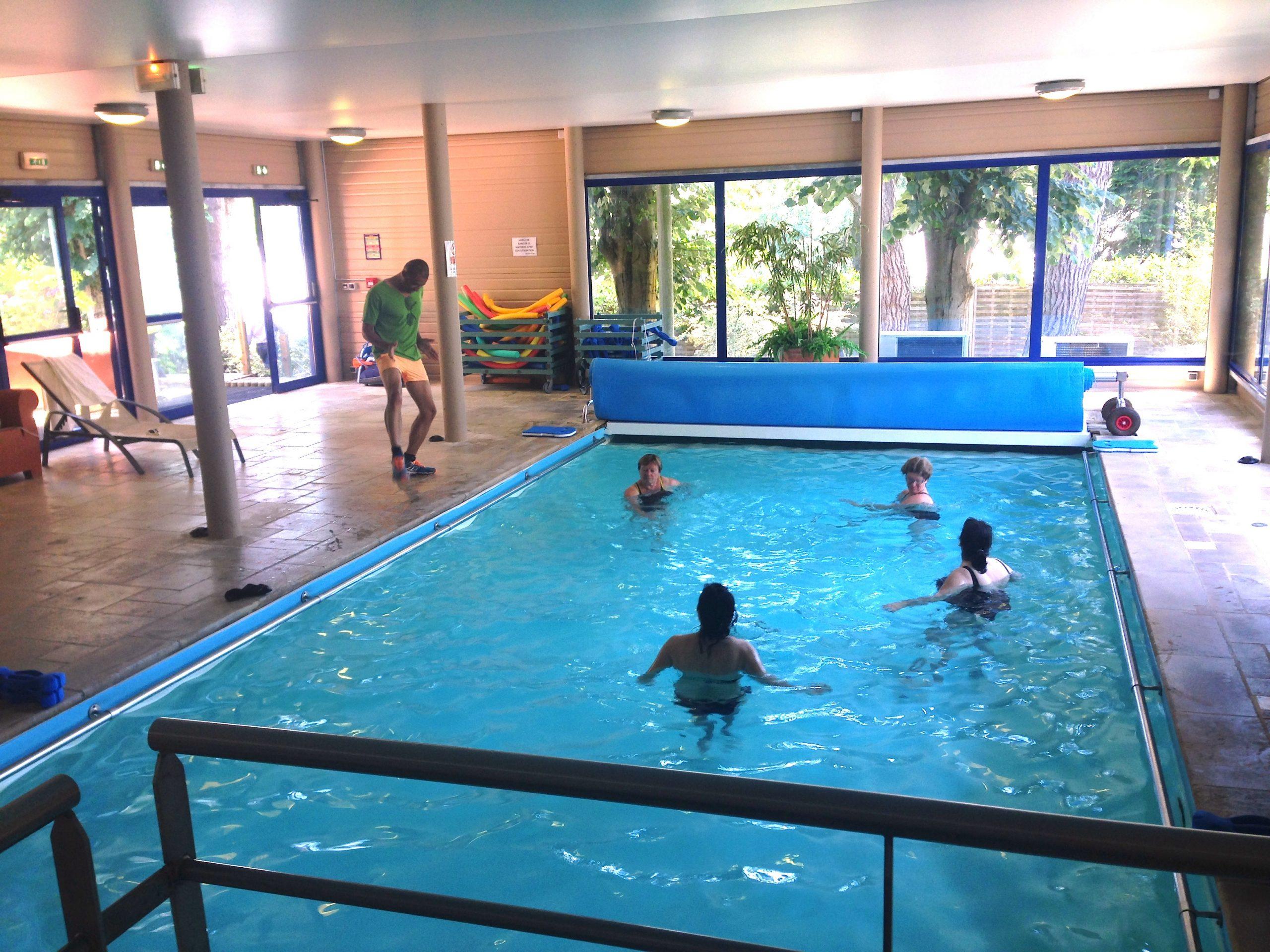 Aquagym-Quintessia-Orvault - Quintessia Resort tout Piscine Orvault