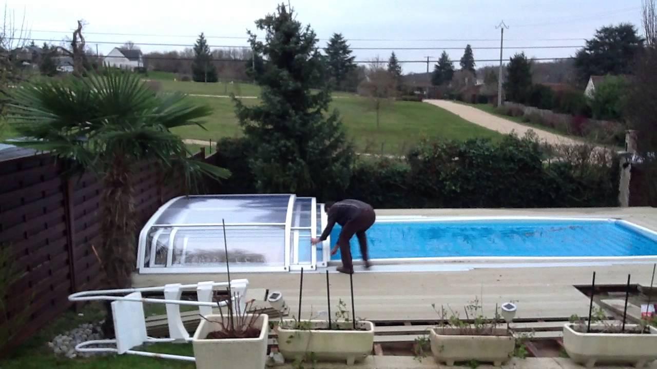 Aquajulien | Sas Julien - Abri Piscine Téléscopique Bas ... tout Julien Piscine