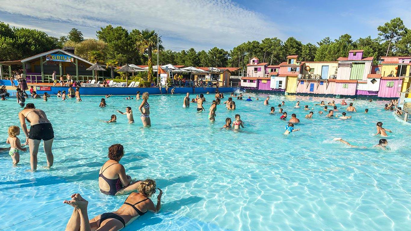 Aqualand | Parc Aquatique Bassin D'arcachon pour Piscine Arcachon Horaires