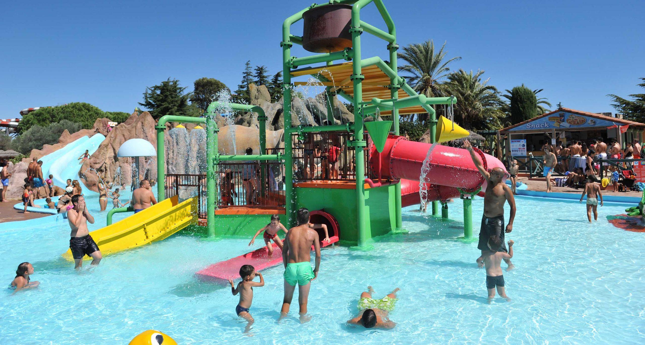 Aqualand | Parc Aquatique Frejus à Piscine Avec Toboggan Ile De France