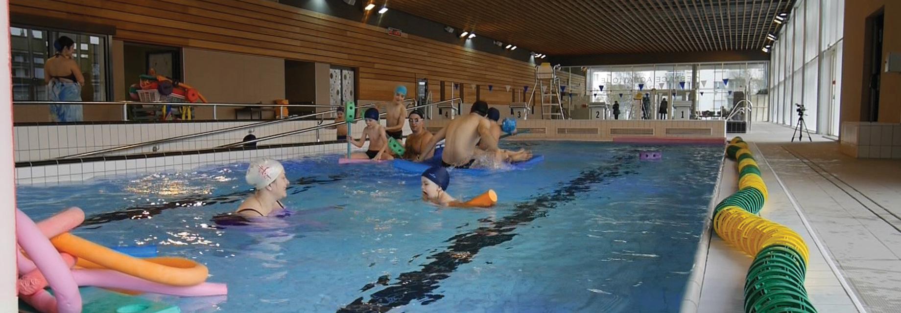 Aqualoisirs Meaux - Aqua Loisirs Est Une Association De ... à Piscine Meaux