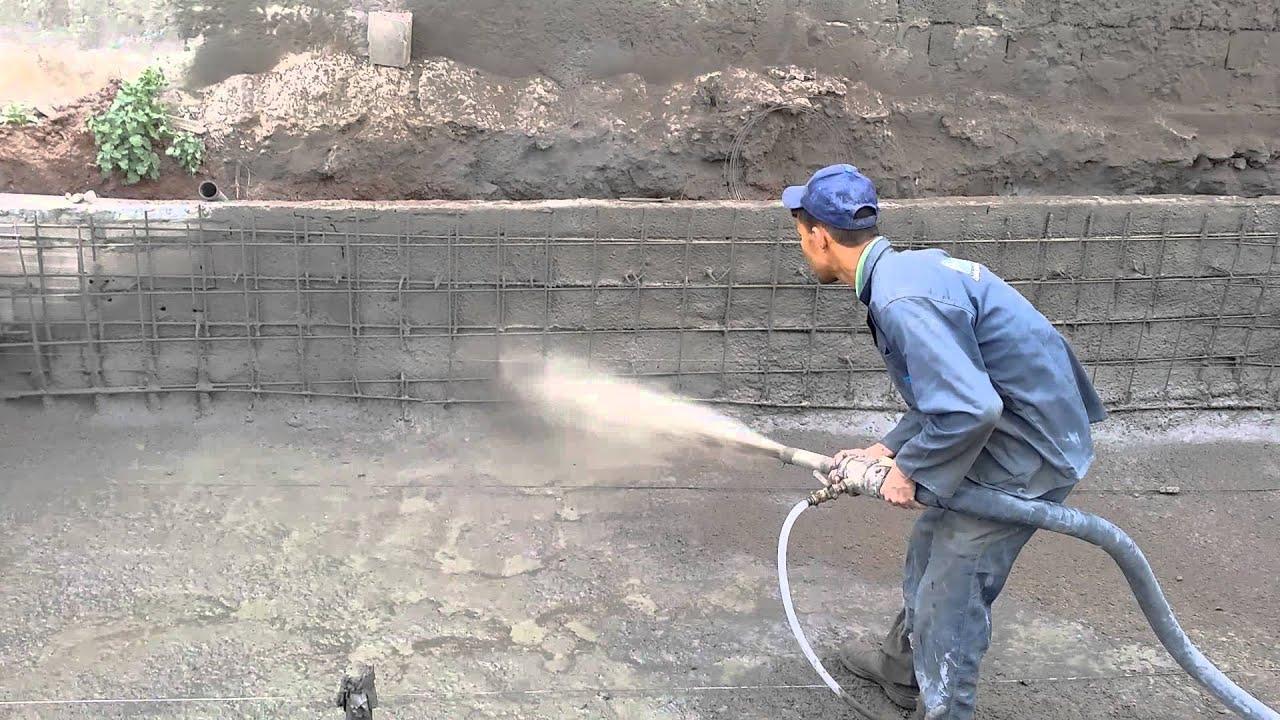 Aqualympe Piscine Construction En Béton Projeté Maroc ... destiné Autoconstruction Piscine