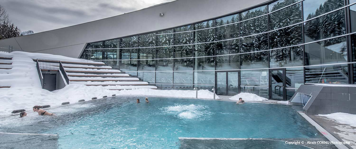 Aquamotion Centre In Courchevel - Review - Ski Dazzle pour Piscine Courchevel