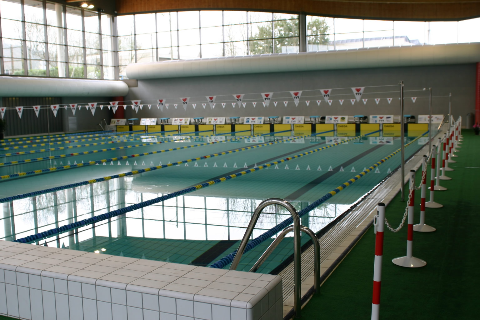 Aquanat ~ Piscine Intercommunale De La Vallée De Chevreuse ... dedans Piscine Chevreuse
