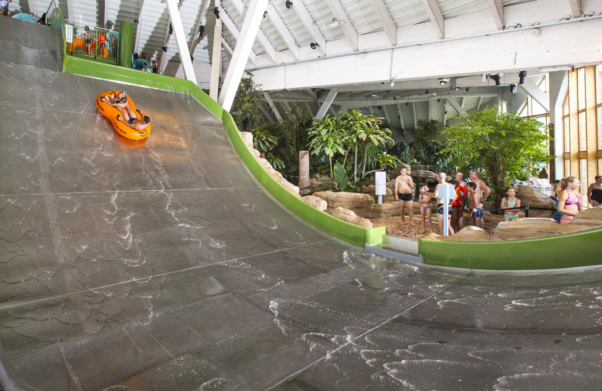 Aquariaz : Parc Aquatique Portes Du Soleil, Station De Ski ... avec Avoriaz Piscine