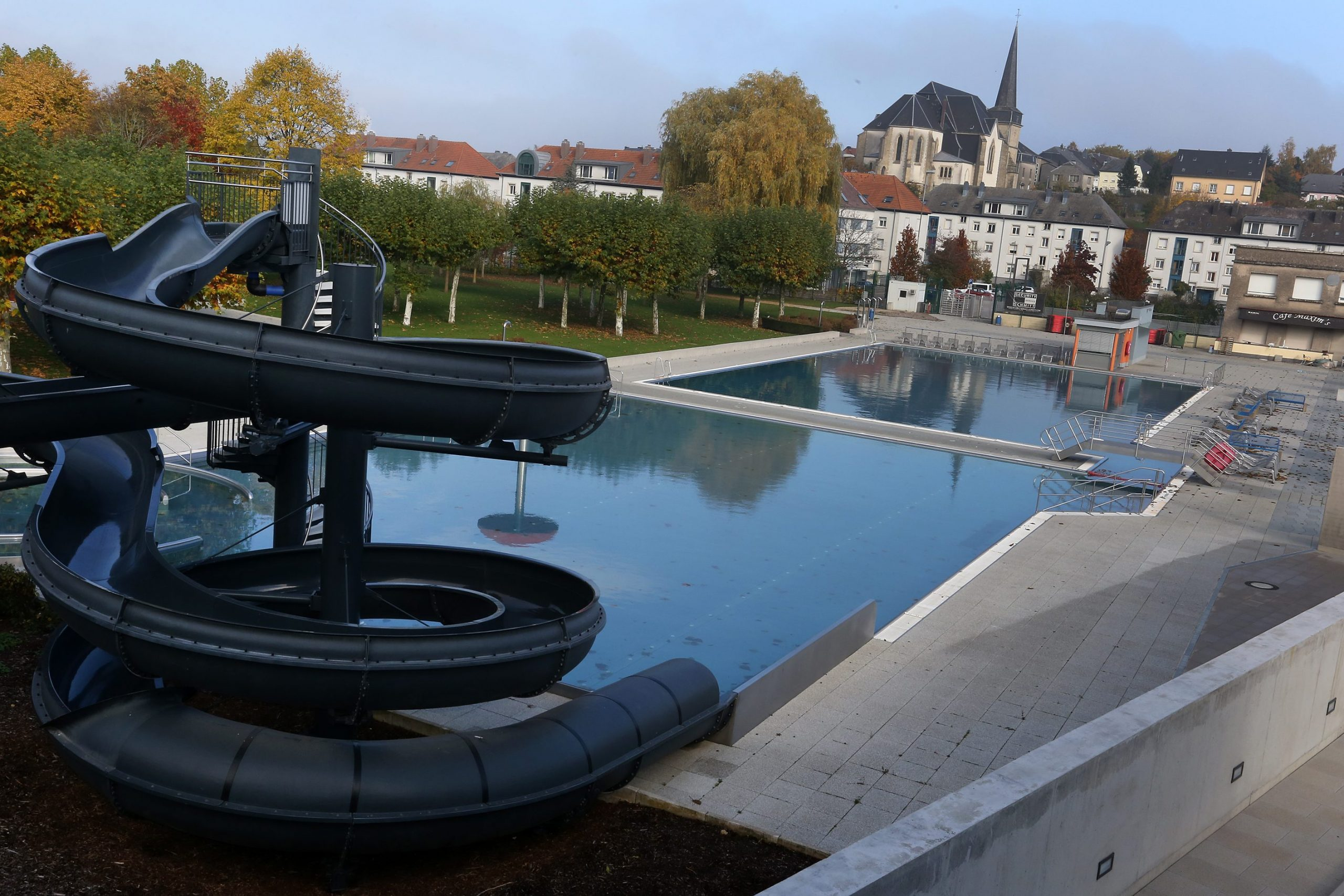 Aquasud Differdange | Le Quotidien à Piscine Differdange