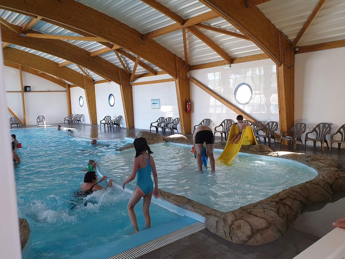 Aquatic Area - Camping Vendée **** - Camping Atlantique ... encequiconcerne Camping Vendée Piscine Couverte