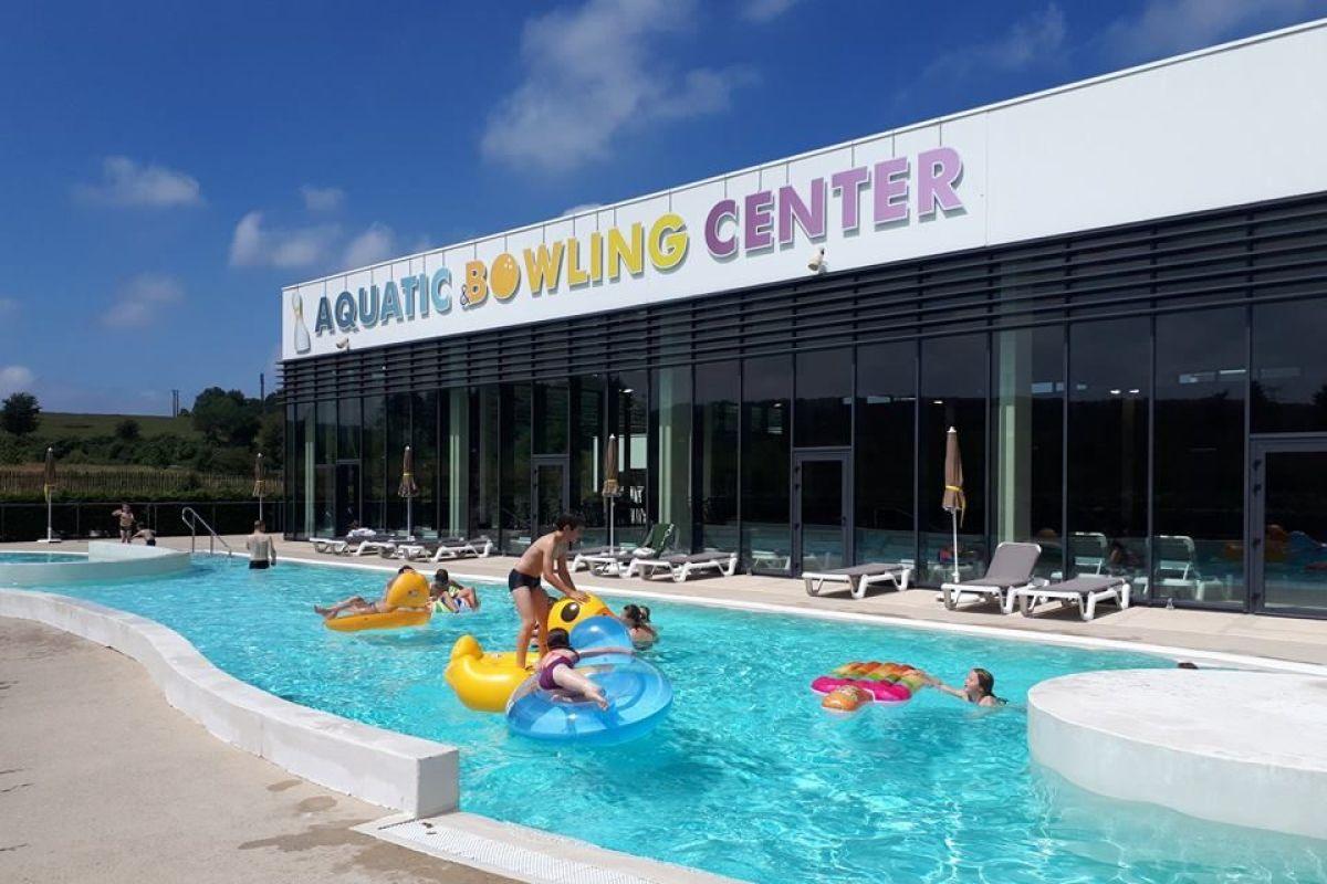 Aquatic Et Bowling Center À Marconne - Horaires, Tarifs Et ... destiné Piscine Doullens