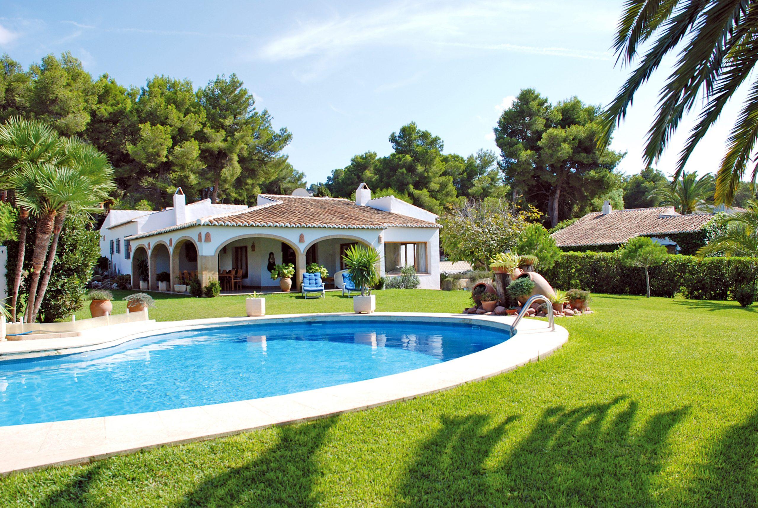 Aqui-Villa-Espagne | Location Espagne Villa dedans Location Maison Espagne Avec Piscine Pas Cher